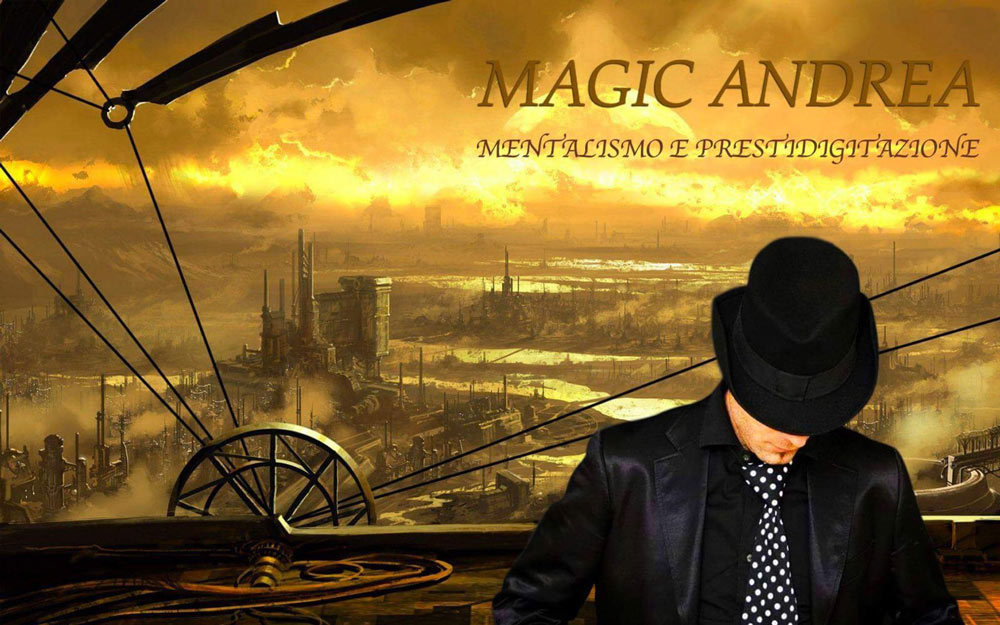 immagine trampoliere magia