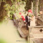 immagine matrimonio-balcone villa